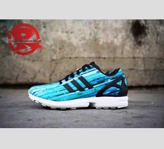 Giày Adidas Originals ZX Flux Ocean Blue