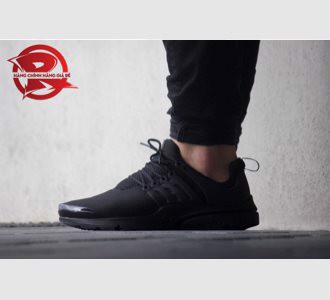 Giày Nike Air Presto Triple Black