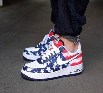 "Giày Nike Air Force 1 Low ""Independence Day"""