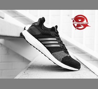 Giày Adidas Ultra Boost Black Grey