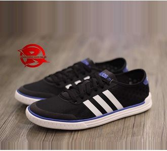 Giày Adidas NEO Easy Tech (Black)