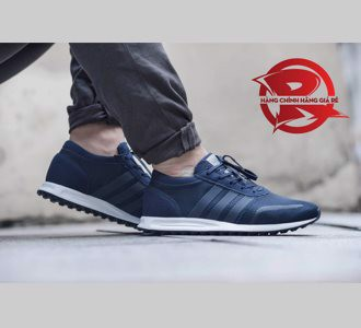 Giày Adidas Los Angeles Trainers Dark Blue