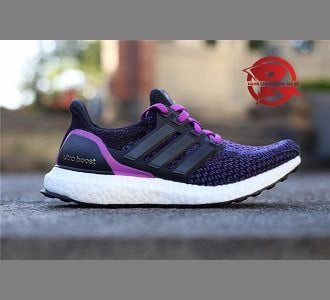 Giày Adidas Ultra Boost Purple Black