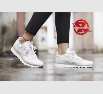 Giày Reebok Royal Classics All White