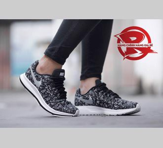 Giày Nike Air Zoom Pegasus 33 Black/White