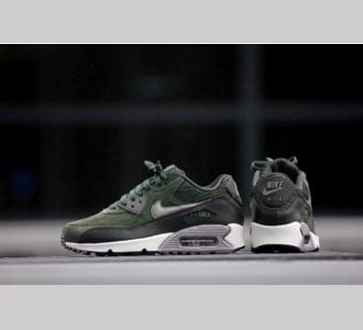 Giày Nike Air Max 90 LTR Carbon Green Metalic