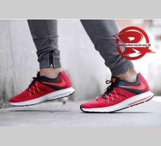 Giày Nike Zoom Winflo 3 Red/Black