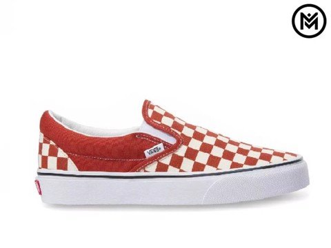 Giày Vans Checkerboard Slip on