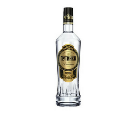 Vodka Putin Tròn