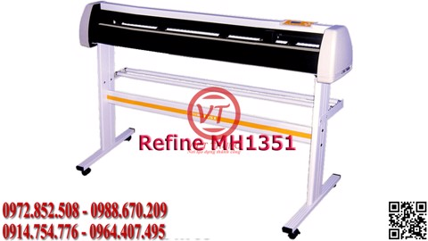 Máy cắt decal Refine MH1351 (VT-DEC23)