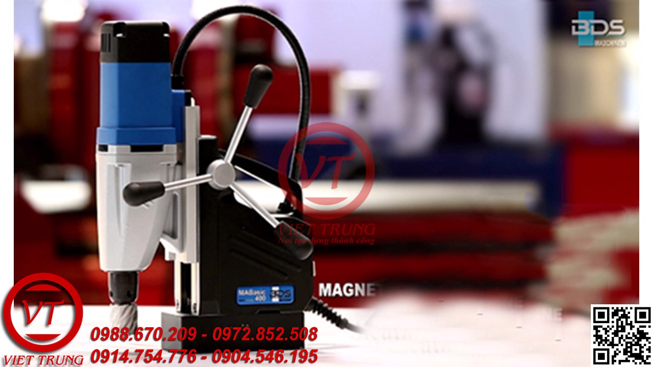 Máy khoan từ điện BDS MAbasic 400 (VT-MKT07) – congnghemayviettrung