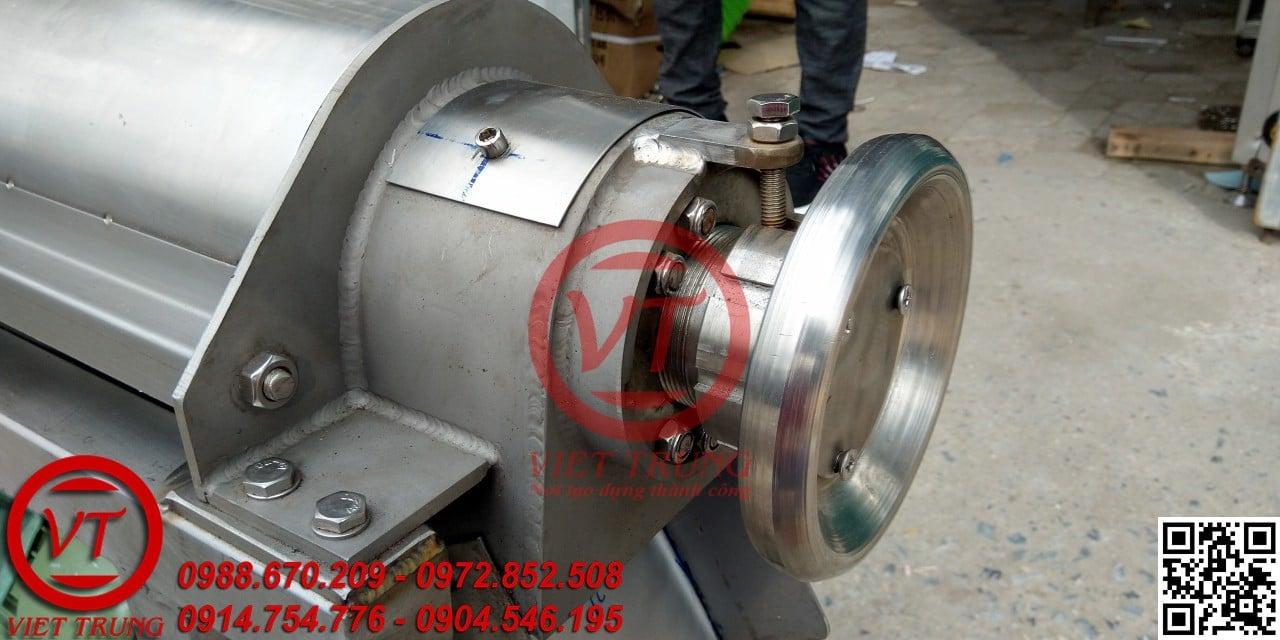 Máy xay, ép trái cây công nghiệp 250kg/h (VT-MEQH04) | Việt Trung –  congnghemayviettrung