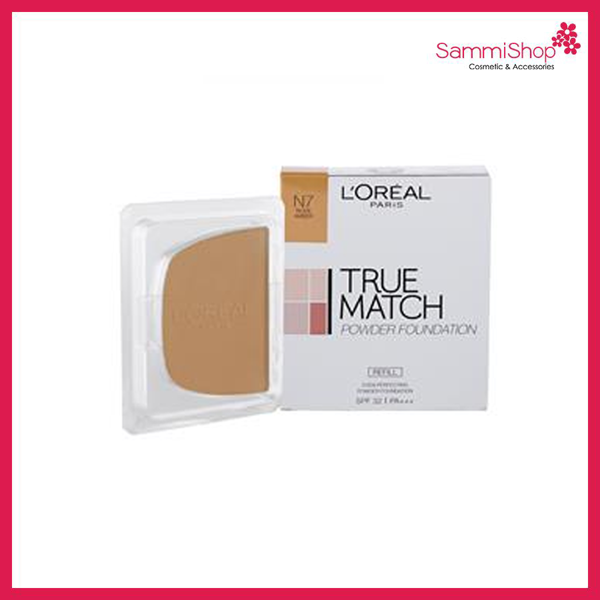 Loreal True Match Micro-Perfecting Powder Foundation Refill