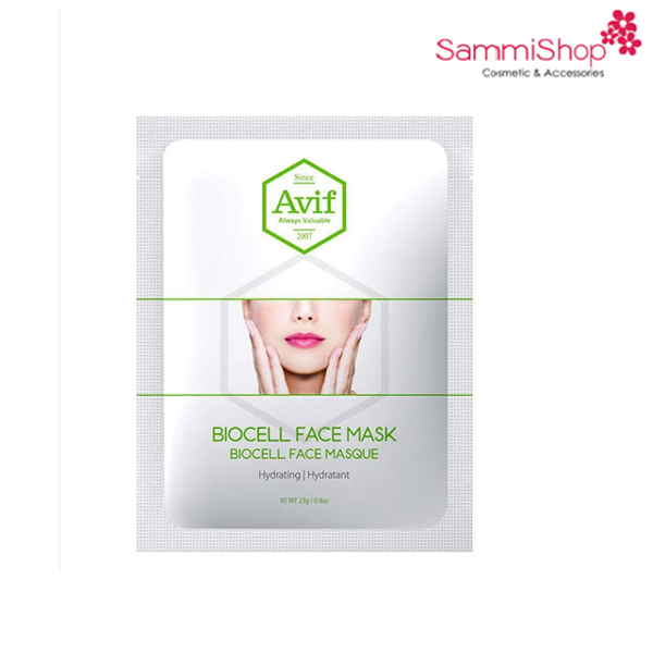 Mặt Nạ Avif Biocell Hydrating Face Mask (IP02)