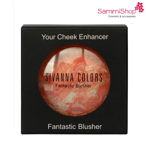 Phấn má Sivanna colors fantastic blusher (DU105)