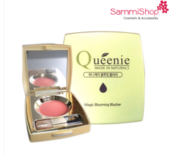 Queenie Phấn má Magic Blooming Blusher