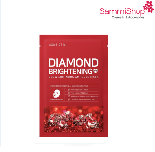 Some By mi Diamond Brightening Sheet Mask 25g