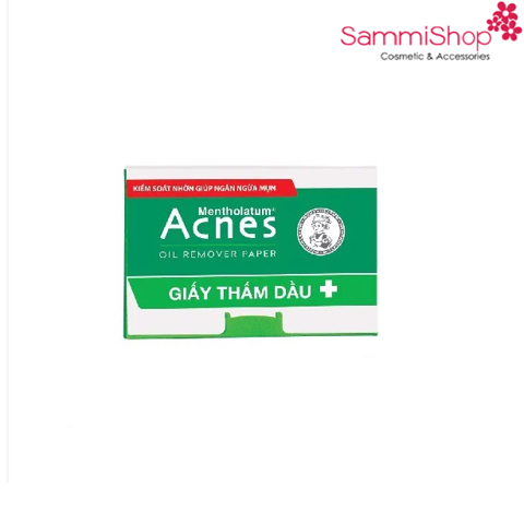 Acness Oil Remover Paper 100 tờ (IP01)