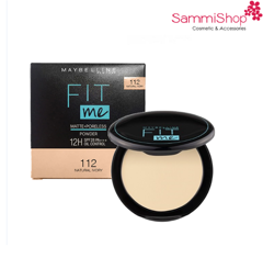 Phấn phủ mịn lì Maybelline Fit Me Matte + Poreless Powder SPF 28 PA +++