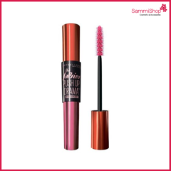 Maybelline Mascara The Falsies Push Up Drama Waterproof