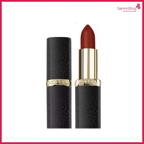 Loreal Color Rich Matte # 214 Raspberry Syrup (IP01)