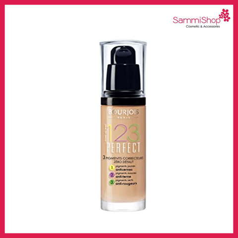 Bourjois Paris Foundation 123 Perfect