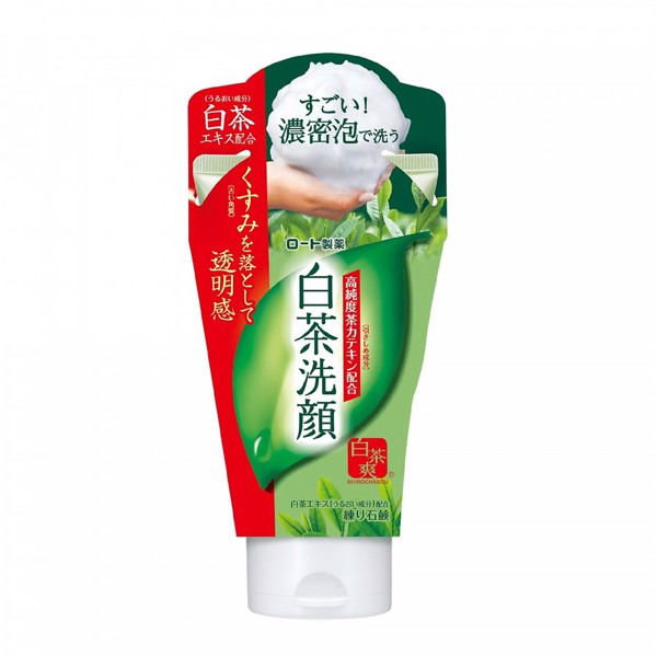 Shirochasou White Tea Face Wash 120g (IP01)