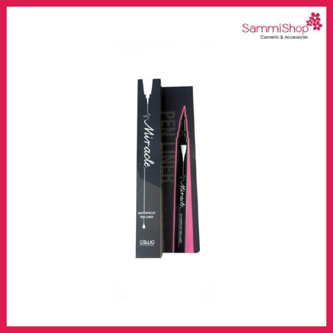 Cellio Miracle Waterproof Eyeliner