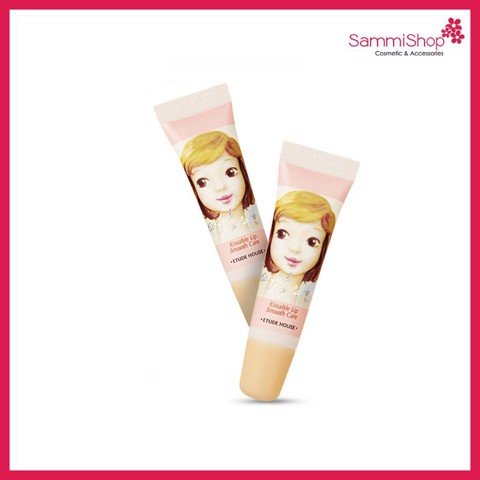 Etude Kissful Lip Care Lip Scrub