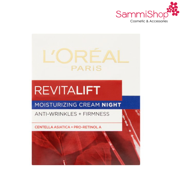 Loreal Revitalift Anti-Wrinkle + Firming Night Cream 50ml