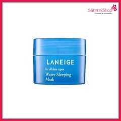 Laneige water sleeping mask mini