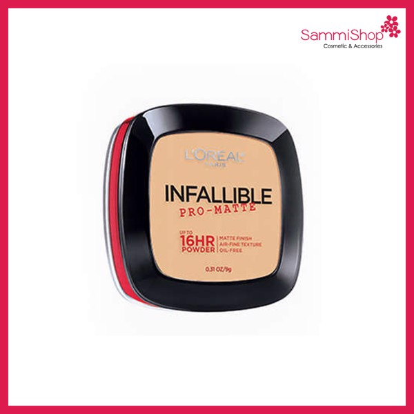 Loreal Infallible Pro-Matte Up To 16H Powder