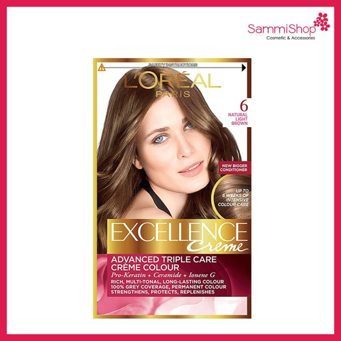 Loreal Excellence Creme Advanced Triple Care Creme Colour