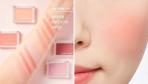 Missha Cotton Blush