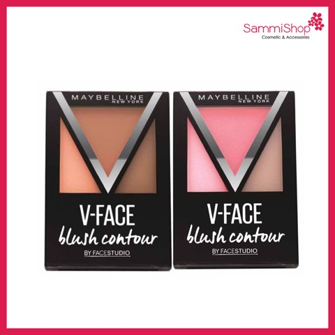 Maybelline V-Face Duo Powder By Facestudio