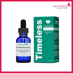 Timeless Vitamin B5 Serum + Hyaluronic Acid 30ml