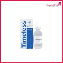 Timeless Hyaluronic Acid Pure 60ml