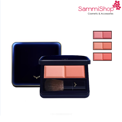 FOX Phấn má 2 màu Luxurriant Impression Blush -  (7g) (IP01)