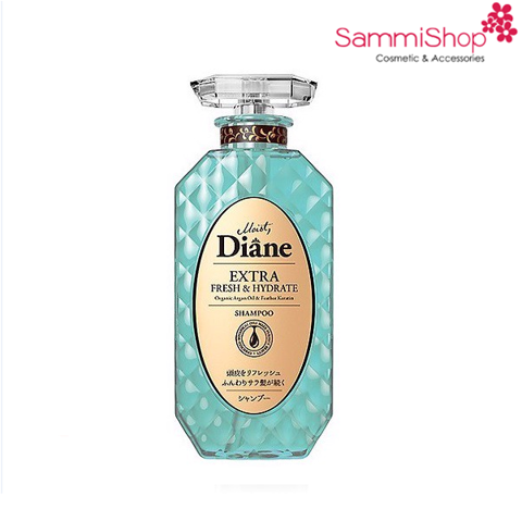 Moist Diane Extra Fresh & Hydrate Shampoo 450ml