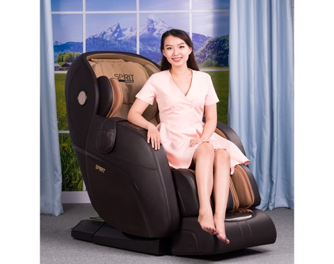 GHẾ MASSAGE  SPIRIT 9900