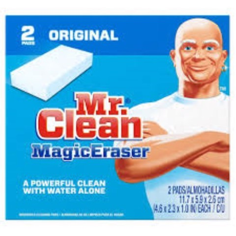 MIENG XỐP LAU CHÙI MR CLEAN ERASER ORIGINAL 2