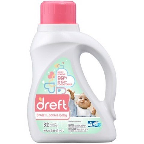 NƯỚC GIẶT DREFT ACTIVE BABY 1478ML