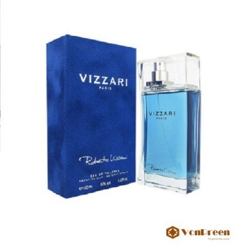 NƯỚC HOA VIZZARI MEN 100ML