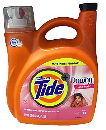 NUOC GIAT TIDE LIQUID DOWNY APRIL FRESH 1.3L*6