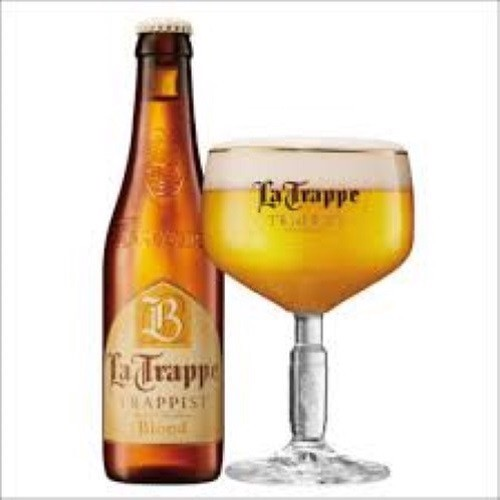 BIA LA TRAPPE BLOND 330ML