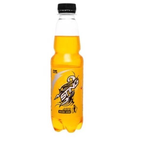 NƯỚC UỐNG STING GOLD PET 330ML