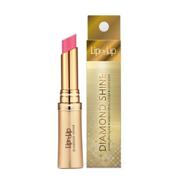 SON LIP ON LIP DIA SHINE 2.2G HỒNG PHỚT