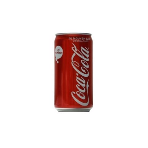 NƯỚC NGỌT COCA-COLA ORIGINAL SLEEK 235ML