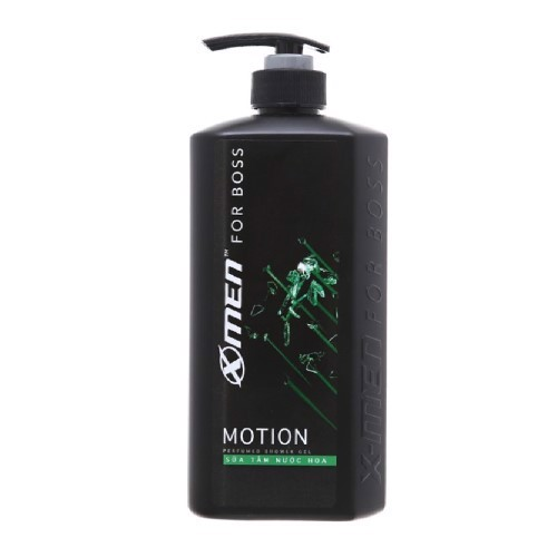 SỮA TẮM XMEN FOR BOSS MOTION 650G