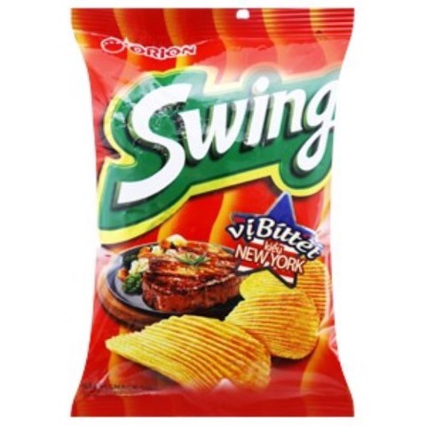 SNACK SWING BÒ 36G